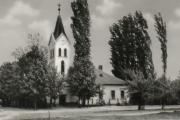 Templomszentelés és lelkészbevezetés Lakyteleken
